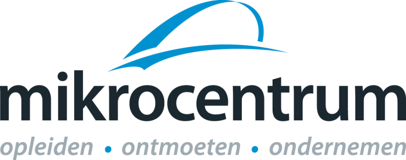 Logo Mikrocentrum