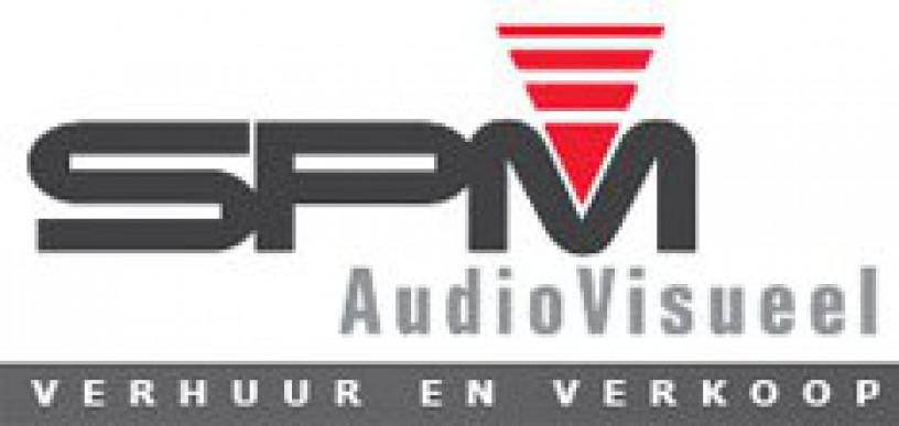 Logo SPM Audiovisueel b.v.