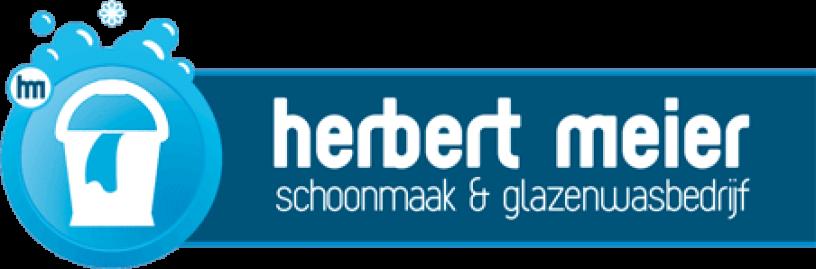 Logo Schoonmaak- en Glazenwasbedrijfbedrijf Herbert Meier