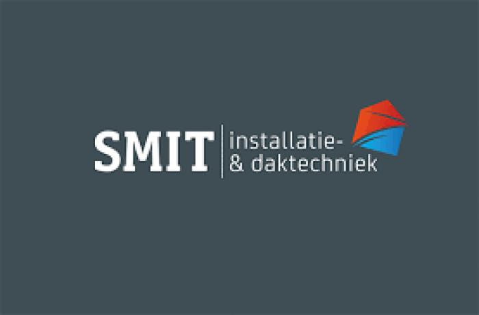 Logo Smit installatie & daktechniek