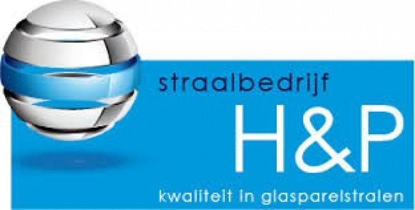 Logo Straalbedrijf H&P