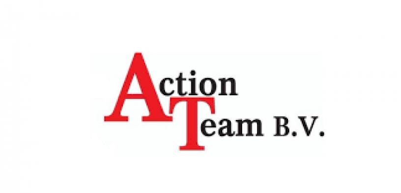 Logo Action Team Uitzendbureau B.V.
