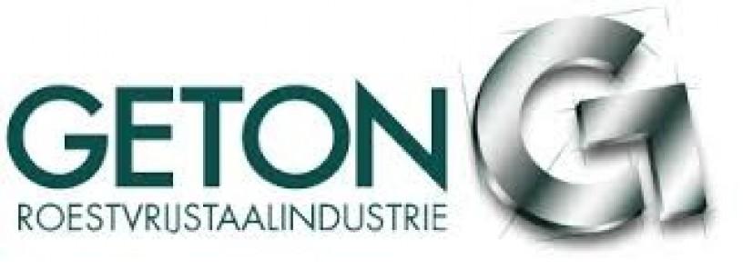 Logo Geton Roestvrijstaalindustrie