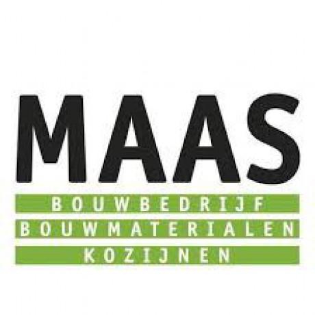 Logo A. Maas Bouwmaterialen