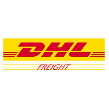 Logo DHL Freight Nederland BV