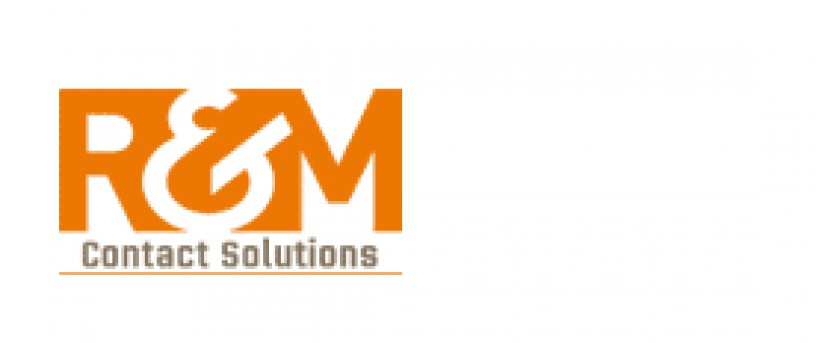 Logo R&M Contact Solutions
