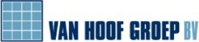 Logo Van Hoof Groep